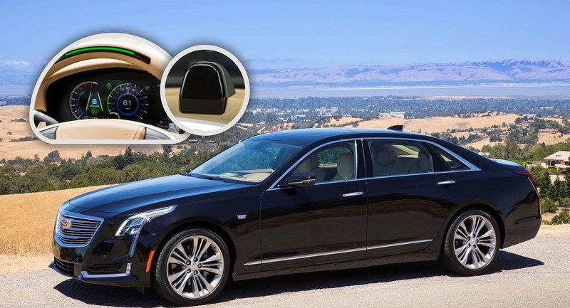 Seeing Machines Technology Enables GM Super Cruise Driver Assistance System (PRNewsfoto/Seeing Machines)