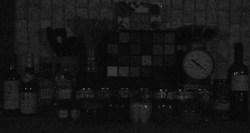 Low-light (0.1 lux) image comparison: IMX224 sample image