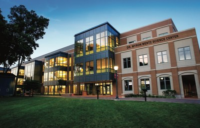 The Dr. Myron Wentz Science Center at North Central College, Naperville, Illinois