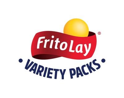 Frito-Lay Variety Pack Logo (PRNewsfoto/Frito-Lay Variety Packs)