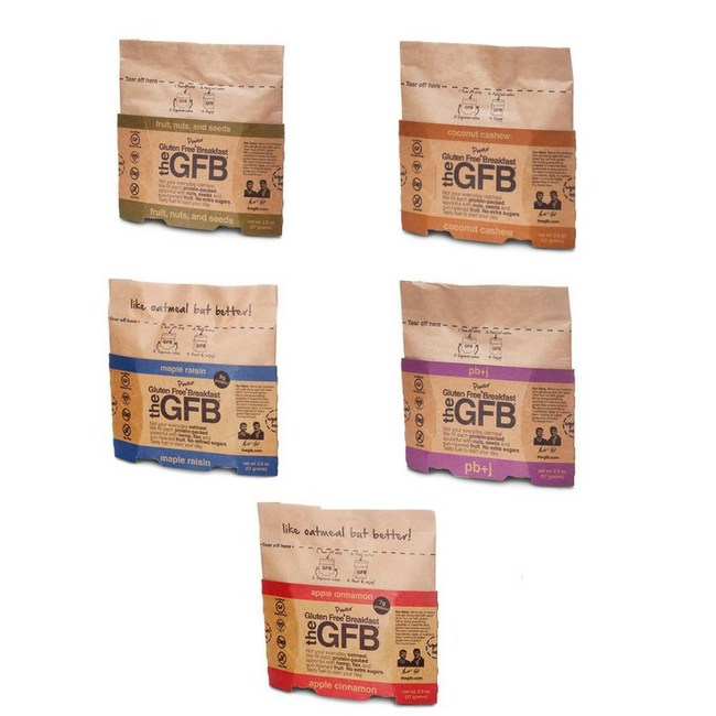 The Gluten Free Bar Puts Delicious Spin on Traditional Oatmeal with New Power Breakfast