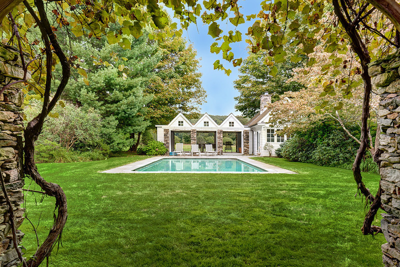 This historic estate in Redding, CT will be sold at a live auction on October 28th. First built in 1768, the 24-acre estate has been extensively upgraded, and includes an 8,000-sf barn and a heated pool with pool house. Once asking $5.5 million, the property will now be sold at or above only $1.25 million. Platinum Luxury Auctions is conducting the sale in cooperation with listing brokerage William Pitt Sotheby's International Realty. Details at ConnecticutLuxuryAuction.com.