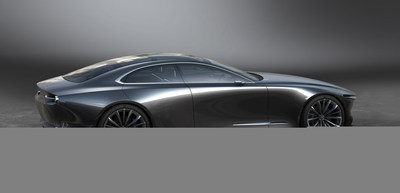Mazda VISION COUPE (CNW Group/Mazda Canada Inc.)