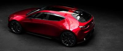 Mazda KAI CONCEPT (CNW Group/Mazda Canada Inc.)