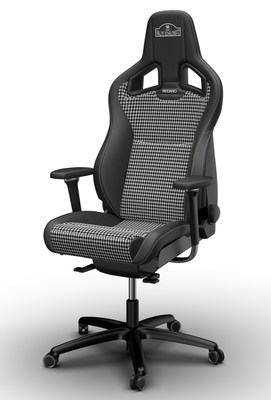 Recaro Automotive Seating celebrates 50th anniversary with limited-edition Recaro Office Chair.