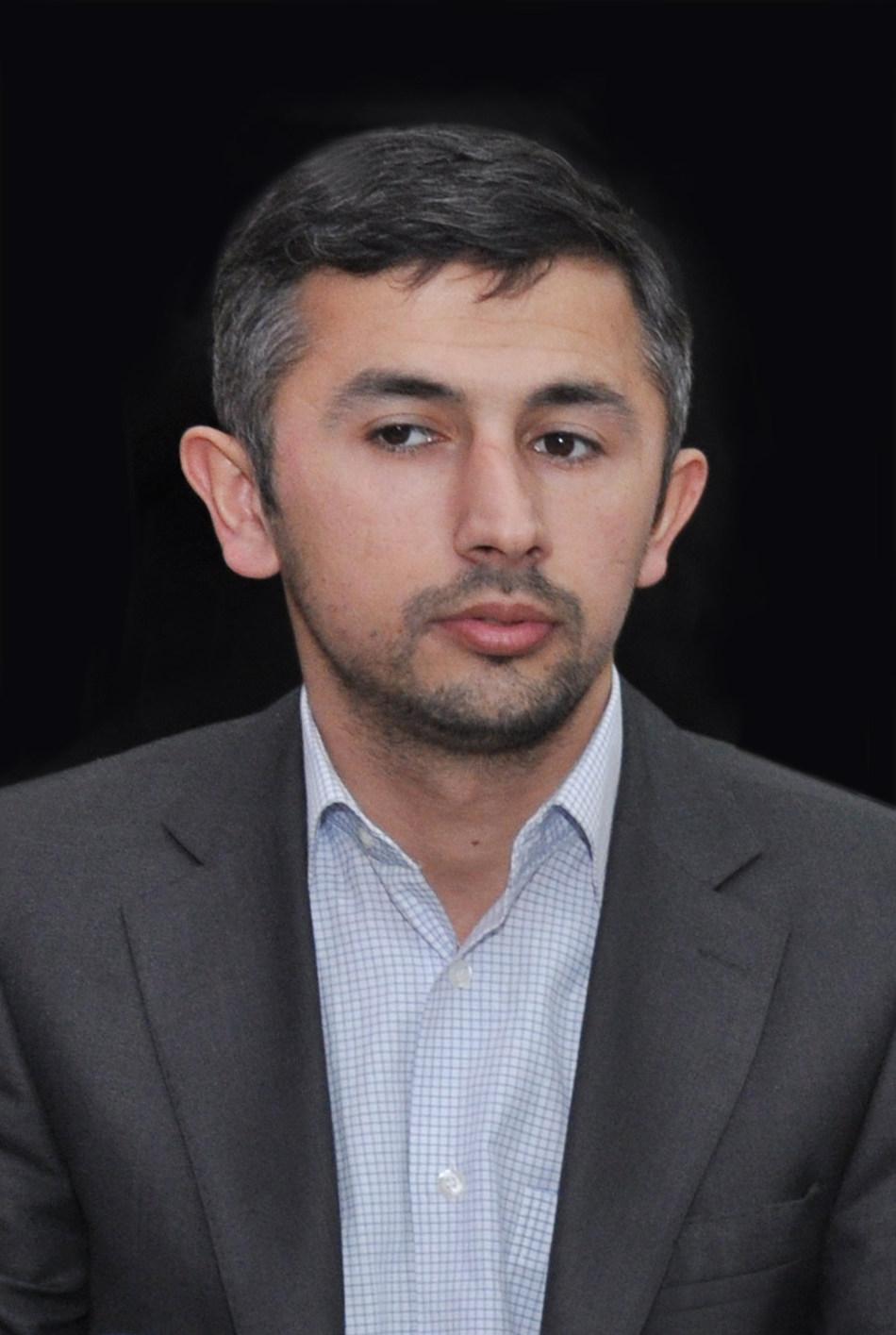 Imprisoned Azeri writer, Rashad Ramazanov (CNW Group/PEN Canada)