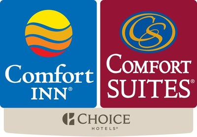 Comfort Inn and Comfort Suites (PRNewsfoto/Choice Hotels International)