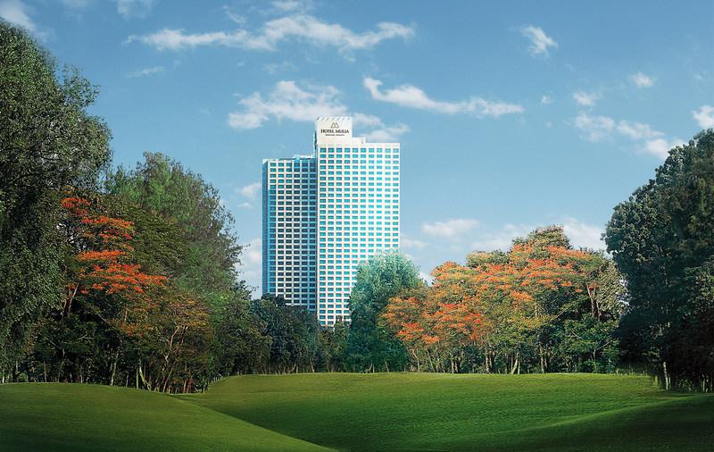 Les meilleurs hôtels au monde — l'hôtel Mulia Senayan, de Djakarta (PRNewsfoto/The Mulia, Mulia Resort & Hotel)
