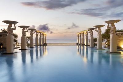 Quatre années de perfection paradisiaque -- le Mulia, Mulia Resort & Villas, de Bali (PRNewsfoto/The Mulia, Mulia Resort & Hotel)