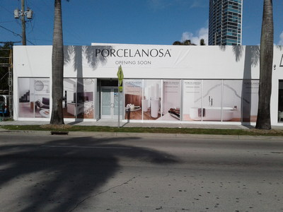Porcelanosa Celebrates Grand Opening Of New Miami Design District Showroom