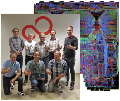 The best overall winner of the 2017  Mentor PCB Technology Leadership Awards is the team from Fujitsu Augsburg for their design of a high-performance computing mainboard.