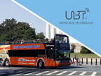 UBT Equips DC Trails' Hop-On Hop-Off Double-Deckers with Industry-Leading RFID Ticketing Solutions & E-Tour Guide