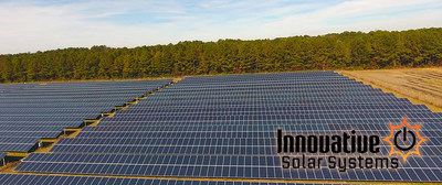 580MW's of Solar Farm Projects being sold by Innovative Solar Systems, LLC