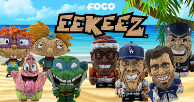 Collect all of FOCO's EEKEEZ today!