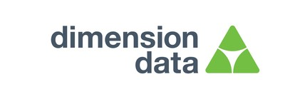 Dimension Data logo (PRNewsfoto/Dimension Data)