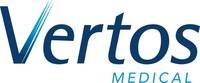 Vertos Logo (PRNewsfoto/Vertos Medical)