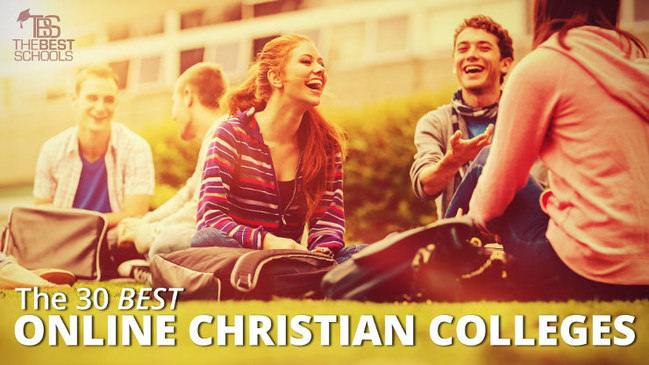 The 30 Best Online Christian Colleges - TheBestSchools.org