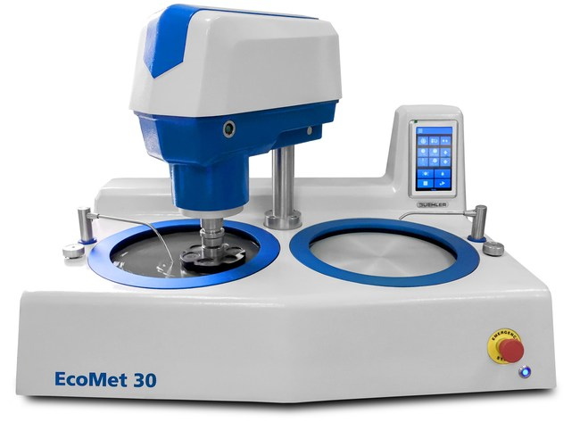 EcoMet 30 Semi Automatice Grinder Polisher by Buehler