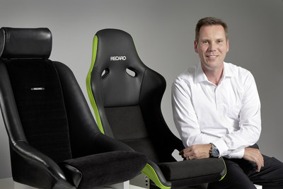 Recaro Automotive Seating returns to the SEMA show in Las Vegas.