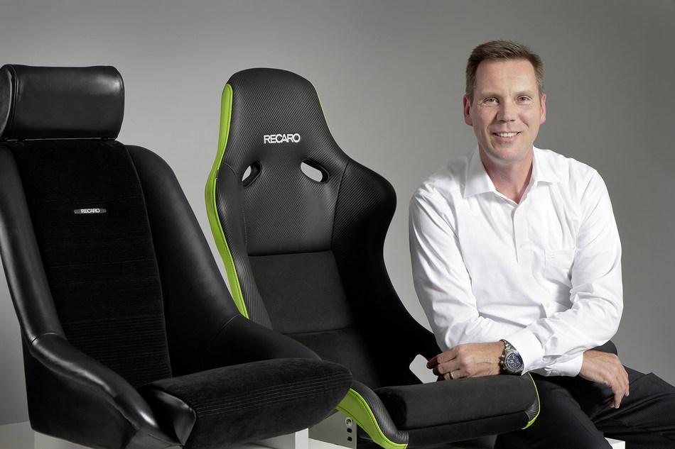 Recaro Automotive Seating returns to the SEMA show in Las Vegas.