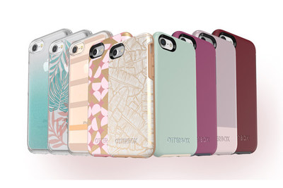 OtterBox Symmetry Series Rocks Hottest Colors, Graphics for Latest iPhones