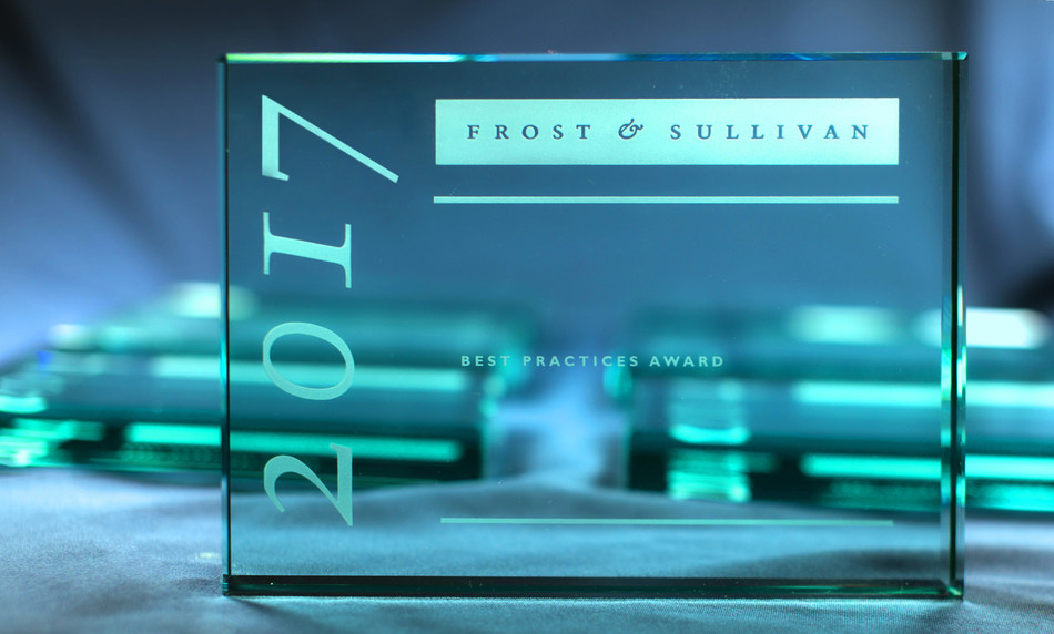 Excellence in Best Practices Awards Banquet (PRNewsfoto/Frost & Sullivan)