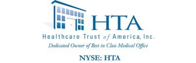 Healthcare Trust of America, Inc. Logo. (PRNewsFoto/Healthcare Trust of America, Inc.)