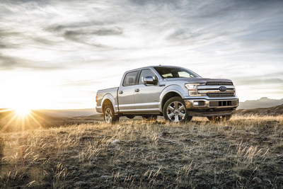 Customers who order the 2018 Ford F-150 with SYNC Connect can easily link their vehicles to their existing Ford Telematics or Telogis accounts.