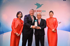 Mandarin Orchard Singapore named Best Upscale Hotel - Asia Pacific at the Travel Weekly Asia Readers' Choice Awards 2017