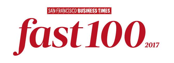 Jetlore #12 San Francisco Business Times fast 100