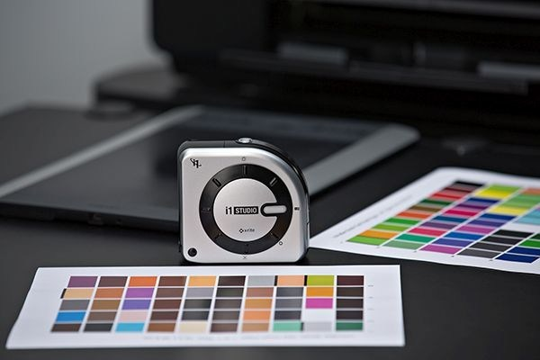 X-Rite Announces New i1Studio for Expert Color Results from Capture to Print (PRNewsfoto/X-Rite Incorporated)