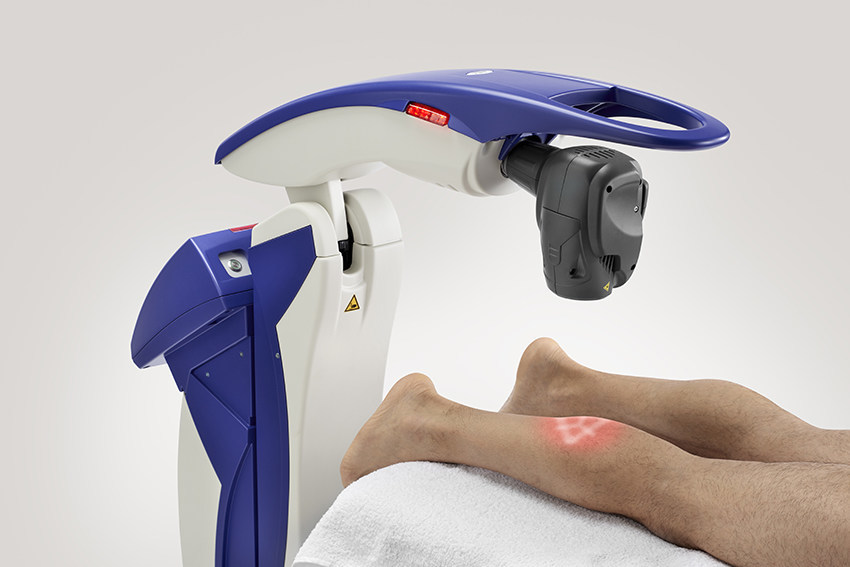 M6 Laser Device for MLS Laser Therapy (PRNewsfoto/ASA Srl)