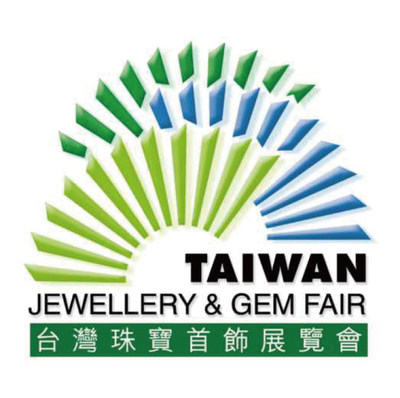 Taiwan Jewellery and Gem Fair logo (PRNewsfoto/UBM Asia Ltd., Taiwan Branch)
