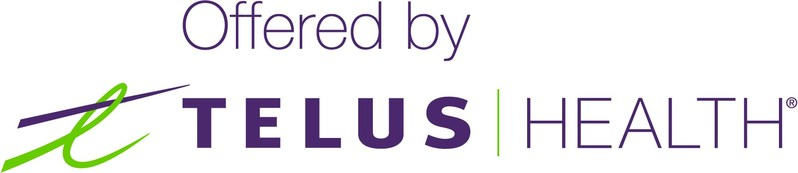 Logo: TELUS Health (CNW Group/Chronometriq Inc.)