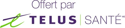 Logo : TELUS Santé (Groupe CNW/Chronometriq Inc.)