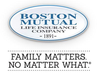 Boston Mutual Life Insurance Company logo (PRNewsfoto/Boston Mutual Life Insurance Co)