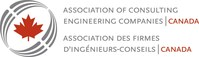 Logo: Association of Consulting Engineering Companies (CNW Group/Association of Consulting Engineering Companies-Canada (ACEC))
