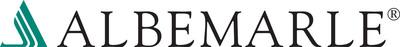 Albemarle Corp. Logo. (PRNewsFoto/Albemarle Corporation)