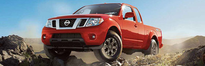 The 2018 Nissan Frontier, shown above, has officially arrived at Matt Castrucci Nissan in Dayton.
