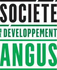 Logo : Société de développement Angus (Groupe CNW/Société de développement Angus)