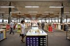 Designer Shoe Warehouse Opens in San Luis Obispo, CA.