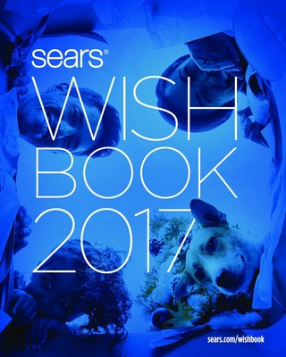 Sears Wish Book Front Cover (PRNewsfoto/Sears, Roebuck and Co.)