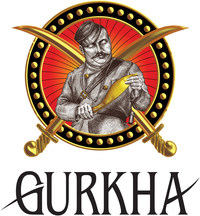 Gurkha Cigars, known for premium and luxury cigars.  www.gurkhacigars.com