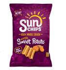 Sweet Potato Is The New Pumpkin! Get Ready To Fall For New Sunchips Sweet Potato And Smartfood Delight Rosemary & Olive Oil