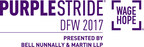 Dallas-Fort Worth To Demand Better For Patients, Survival At PurpleStride, The Walk To End Pancreatic Cancer