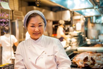 Saiko Izawa, Best Pastry Chef de los Latin America's 50 Best Restaurants