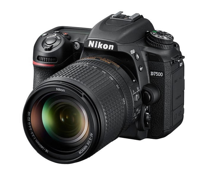 The long-awaited D7500 shares its 20.9MP image sensor with Nikon's flagship DX model, the D500, putting 4K Ultra HD video and game-changing resolution in the hands of a new generation of creators (CNW Group/Nikon Canada)