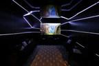 La technologie de source lumineuse brevetée de Hisense offre des images incroyablement nettes sur le téléviseur au laser, en présentant des couleurs naturelles et une clarté phénoménale dans n'importe quelle pièce, et pas uniquement les salles de cinéma où la lumière est contrôlée. (PRNewsfoto/Hisense)
