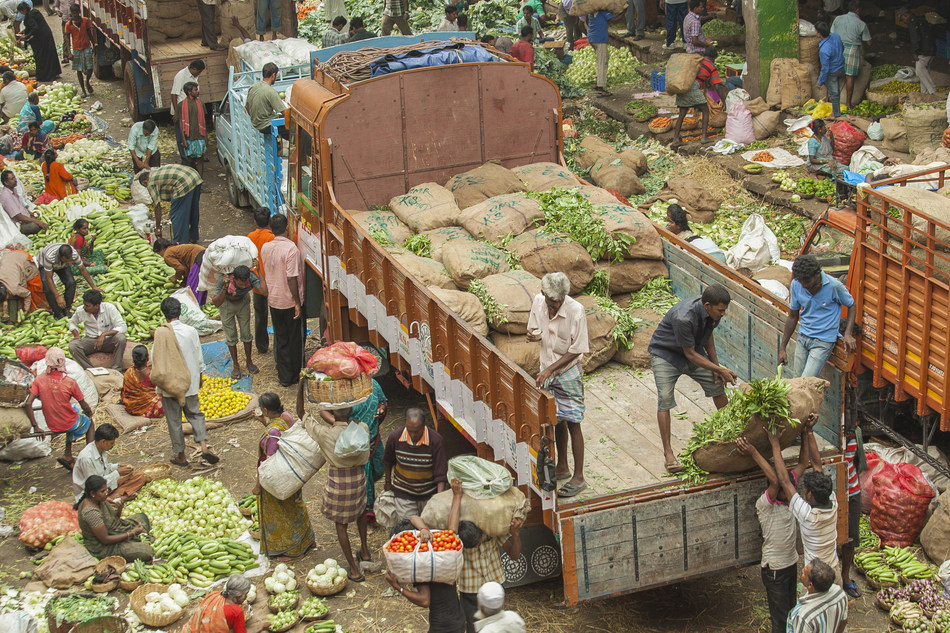 Huge potential for trade in South Asia using global transit system (PRNewsfoto/IRU)
