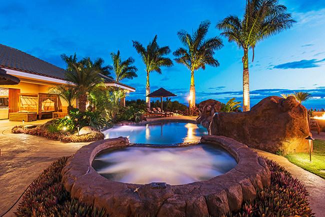 Exotic Estates Maui Vacation Rental